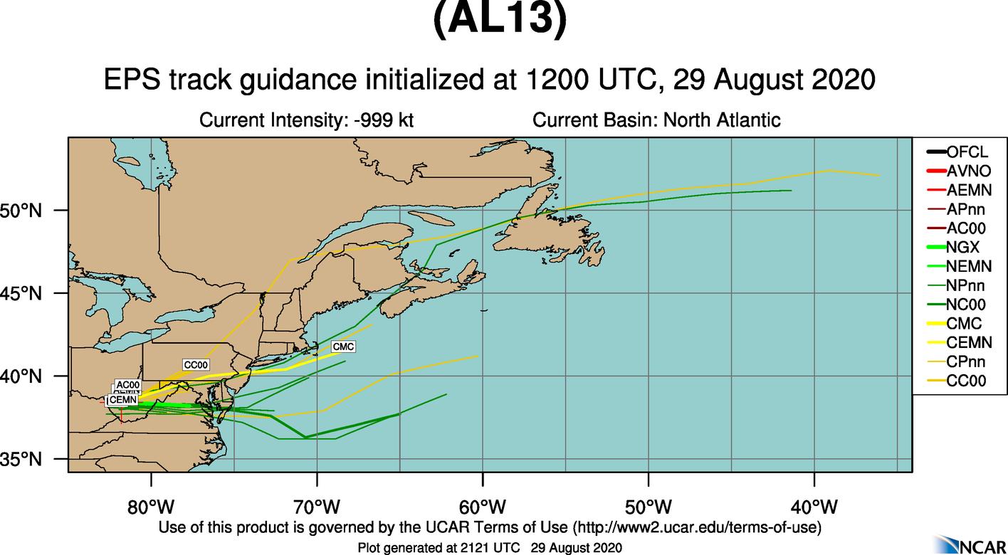 Laura Final Advisory Issued 8 28 2020 2020 Hurricane Season Track The Tropics Spaghetti Models Hurricane Season 2020
