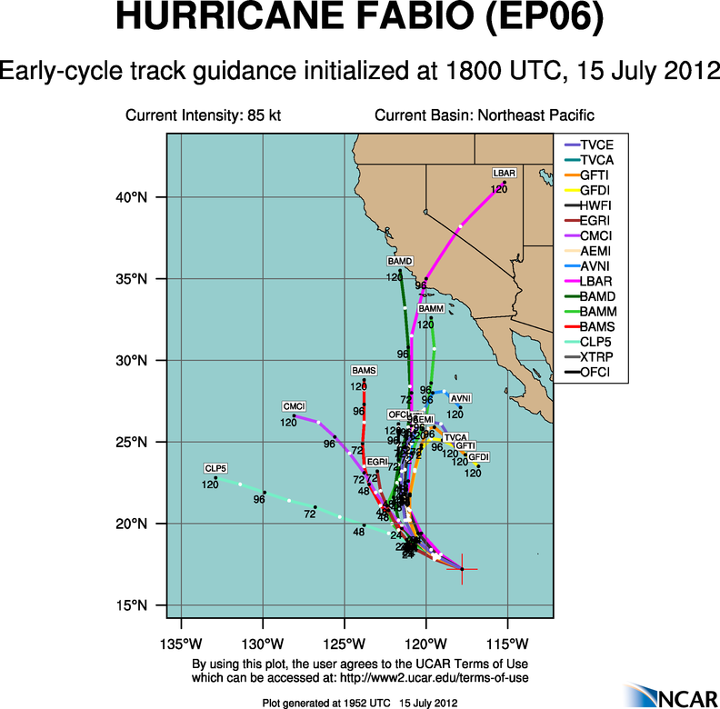 Tropical storm fabio forums for Accuweather fishing forecast